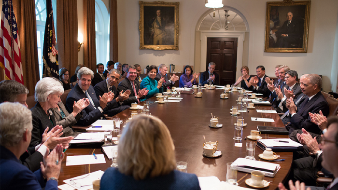 DemDaily: Your Guide to the Cabinet