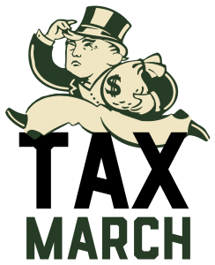 DemDaily: March for Tax and Transparency