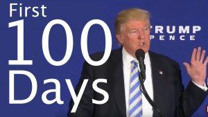 DemDaily:  Tools & Talking Points: Trump's 100 Days