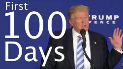 DemDaily:  Tools & Talking Points: Trump's 100 Days