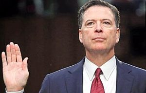 DemDaily:  Comey Commands Center Stage