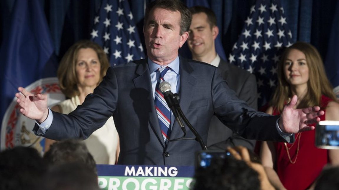 DemDaily: Virginia's Surprising Results