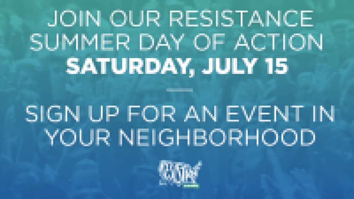 Resistance Summer Weekend