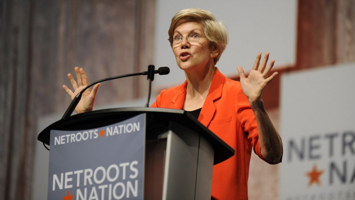 DemDaily:  On the Ground with Elizabeth Warren