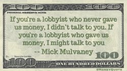 DemDaily:  What is a Lobbyist?