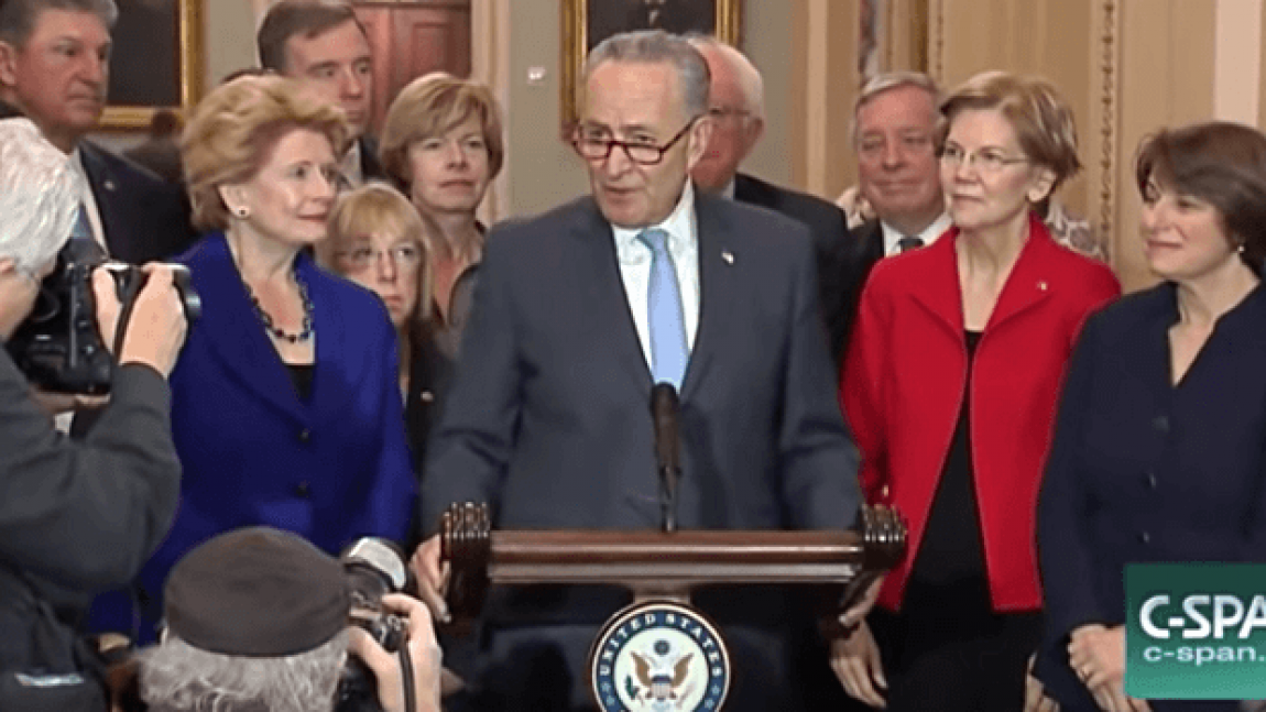 DemDaily: Faces of the Senate. The New Leadership