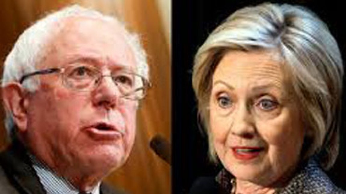 DemDaily Tonight Mano a Mano: Clinton and Sanders