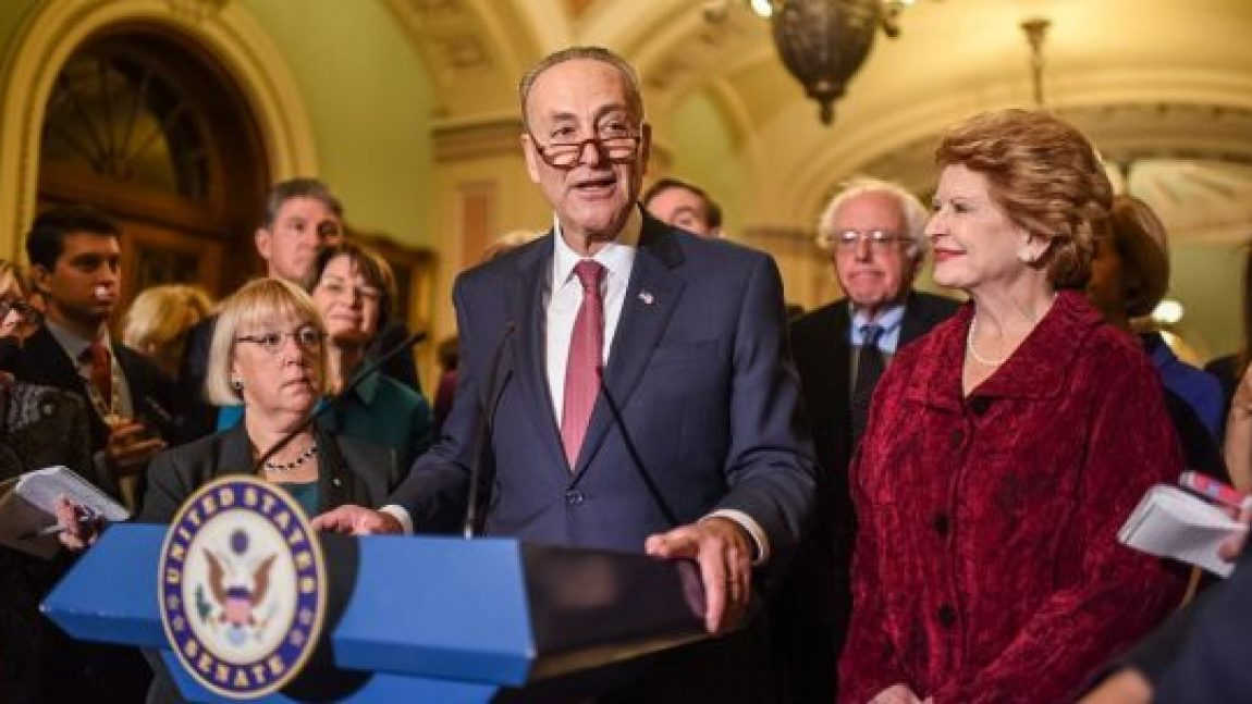 DemDaily: Our New Senate Leadership
