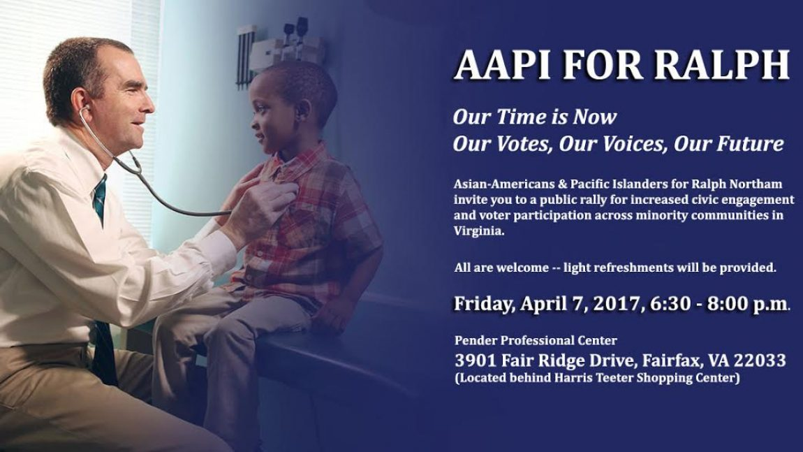 DemDaily: AAPI For Ralph!