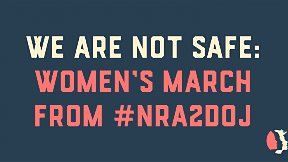 Join the March Against the NRA