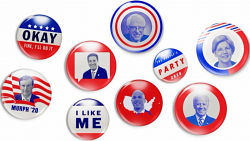 DemDaily: The Presidential Contenders. The Update