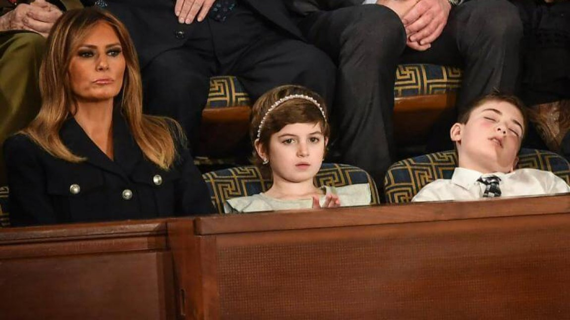 DemDaily: Faces in the Crowd. SOTU 2019