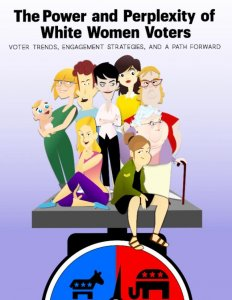 DemDaily: The Power and Perplexity of White Women Voters
