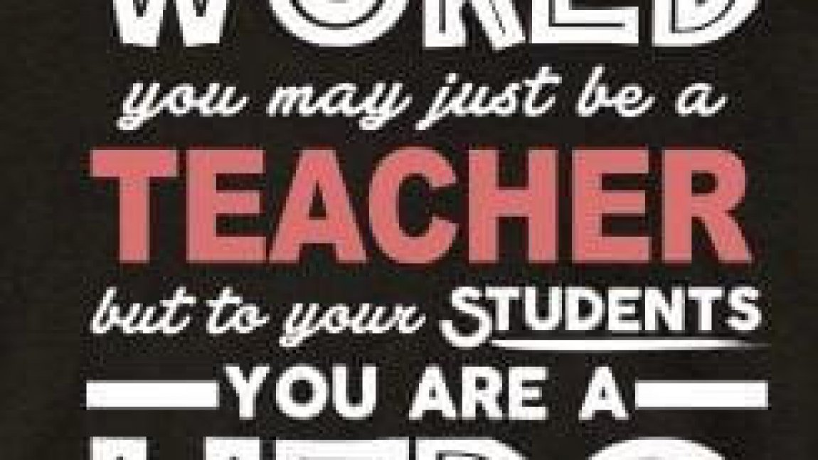 DemDaily: Thank a Teacher