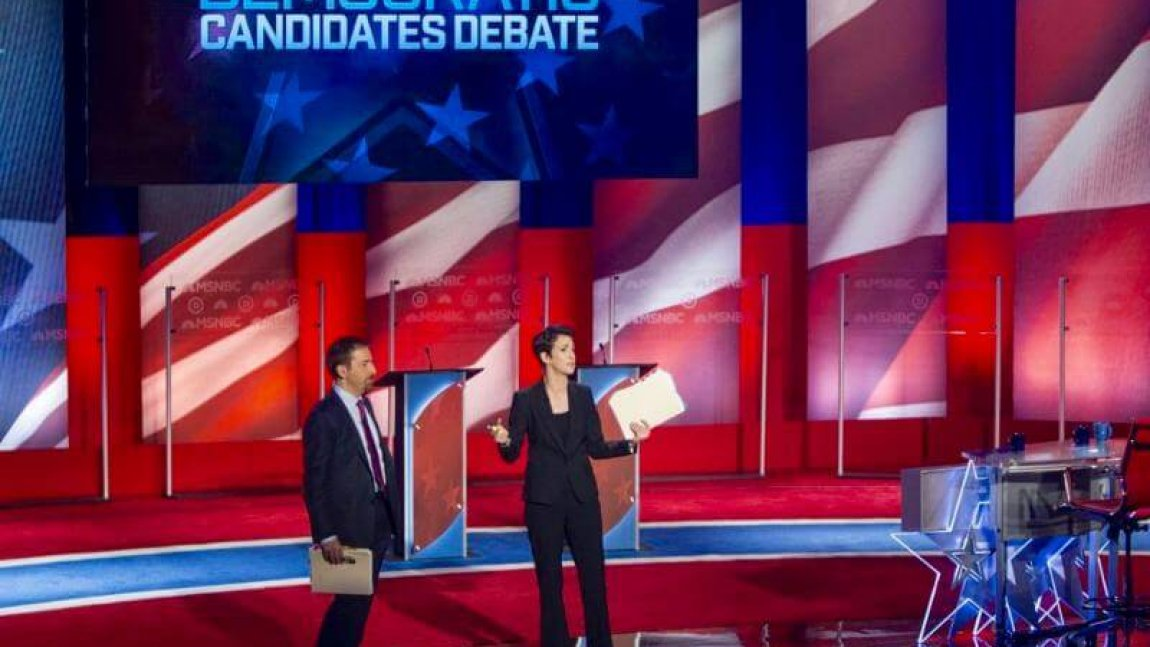 DemDaily: Uping the Ante on the Debates