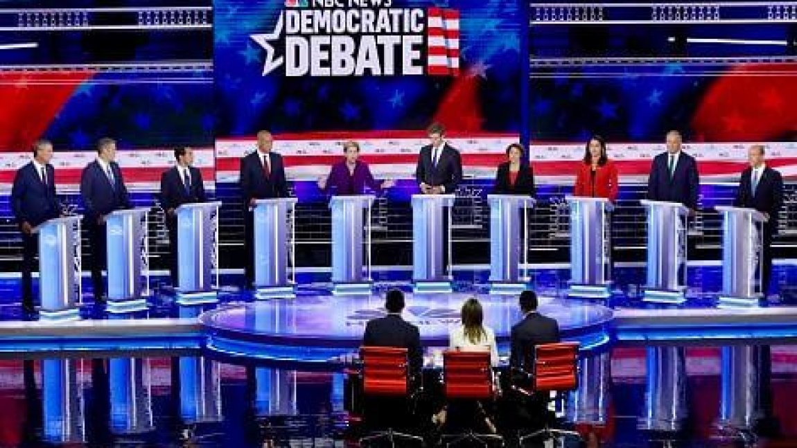 DemDaily: First Debate, Take One