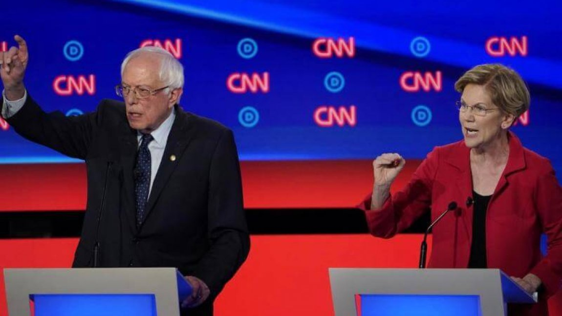 DemDaily: Second Debate, Round One