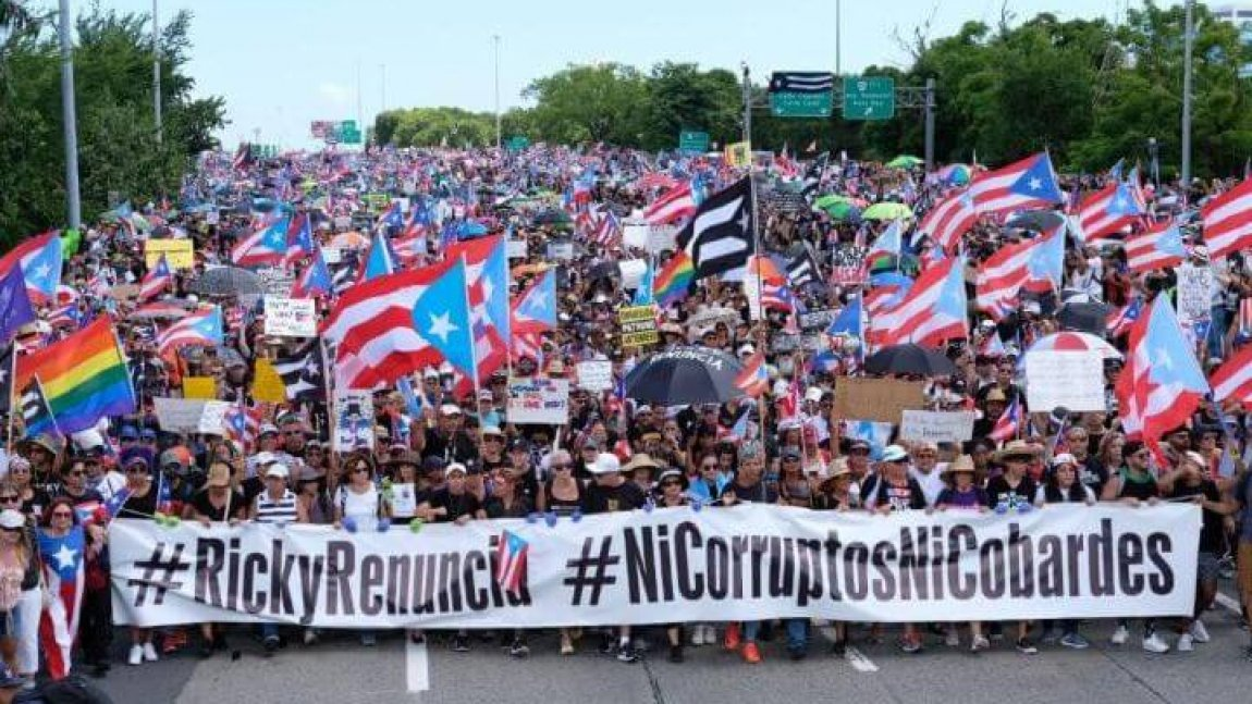DemDaily: Puerto Rico Protests Prejudice
