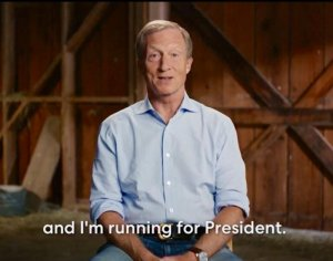 DemDaily: Steyer Steps In