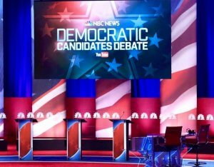 DemDaily: The Debate Battleground