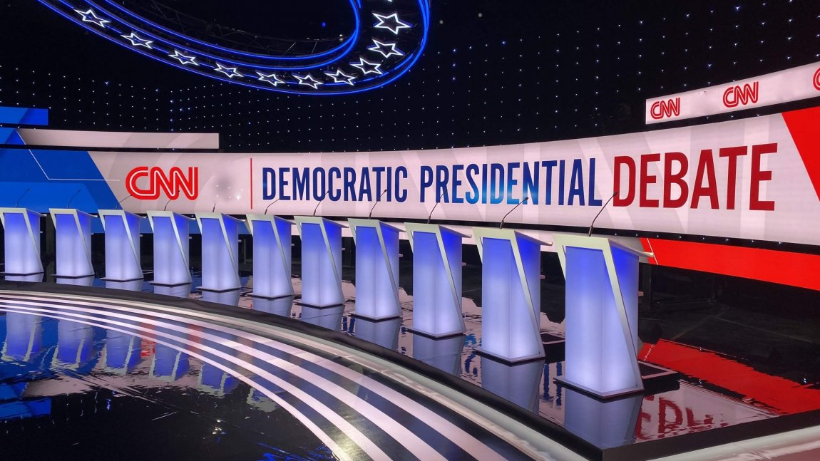 DemDaily: Tonight's Debate Details