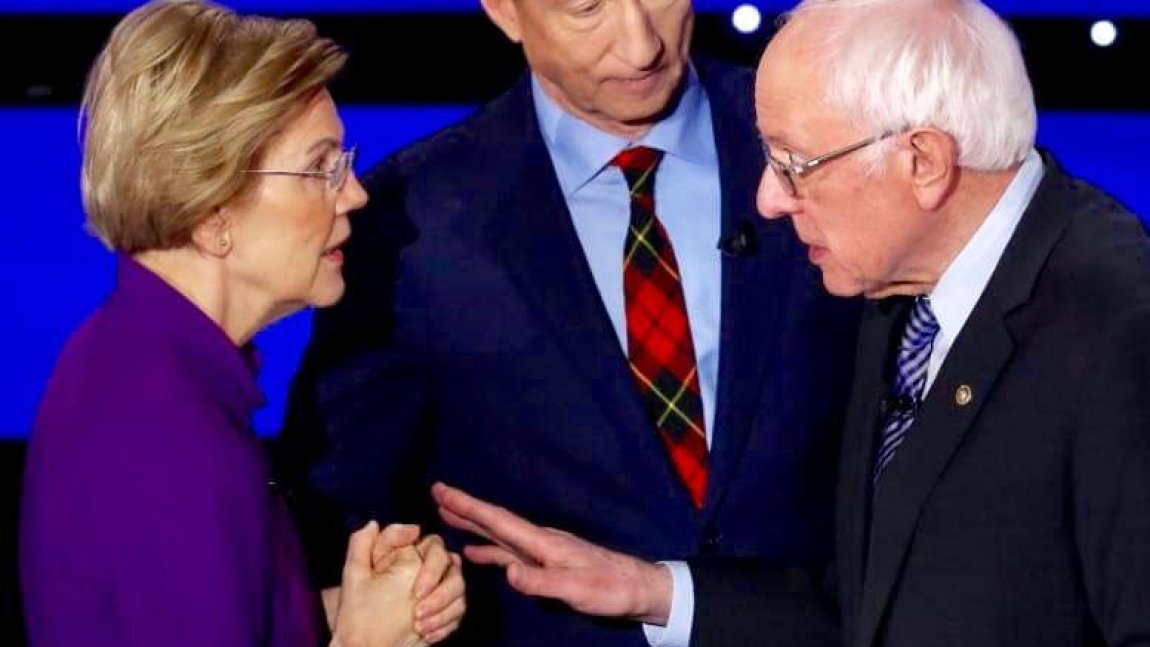 DemDaily: The Road to Iowa. The Seventh Democratic Debate