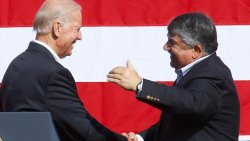 DemDaily: Labor Backs Biden
