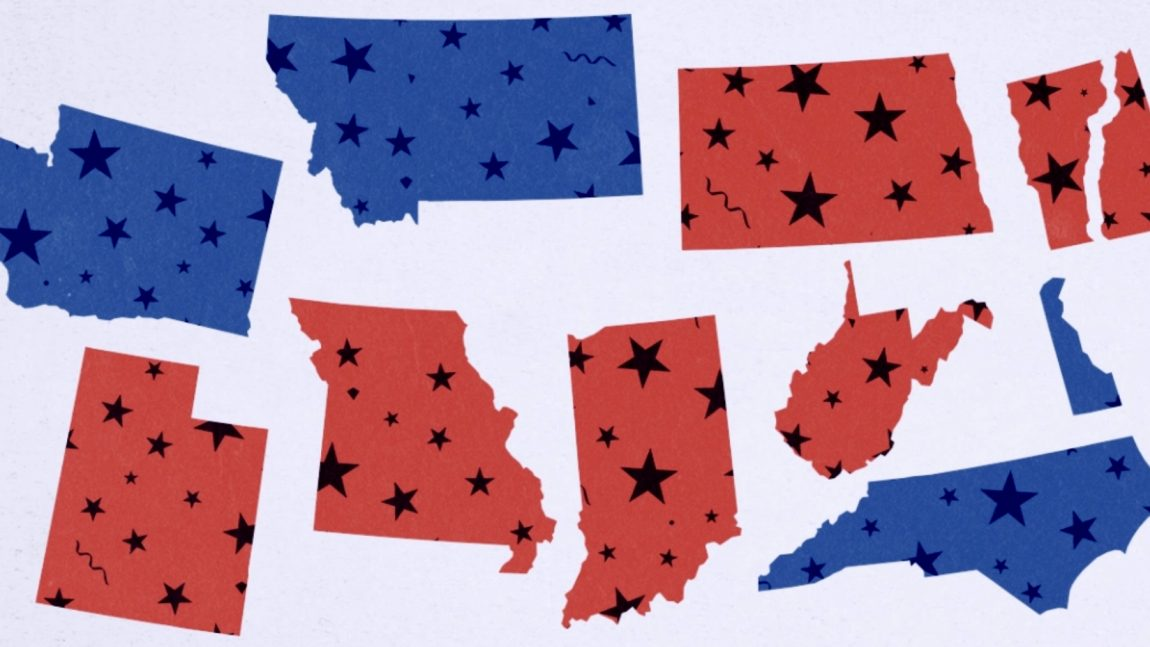 DemDaily: On the Ballot: The 2020 Governors Races