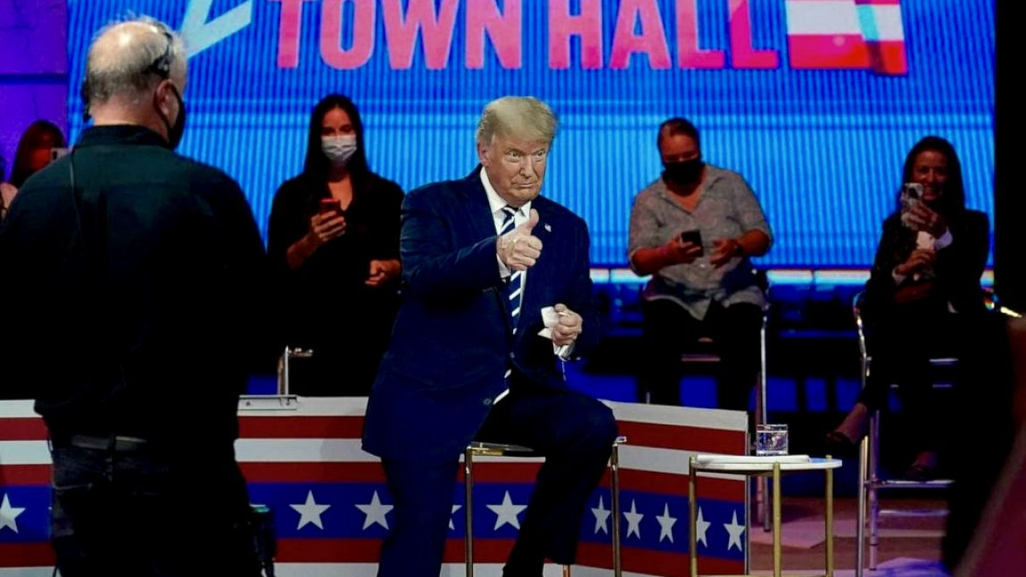 DemDaily: Takeaways from the Trump Town Hall