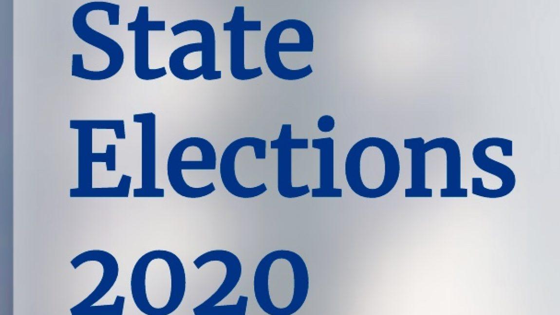 DemDaily: Status of State Control: Governors & Legislatures
