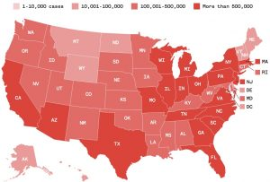 DemDaily: The COVID Count. In Your State