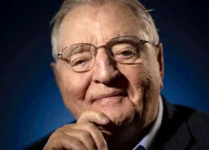 Photo of Walter Mondale at age 91
