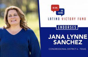 Jana Lynne Sanchez endorsement photo
