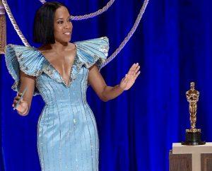 Regina King at Academy Awards