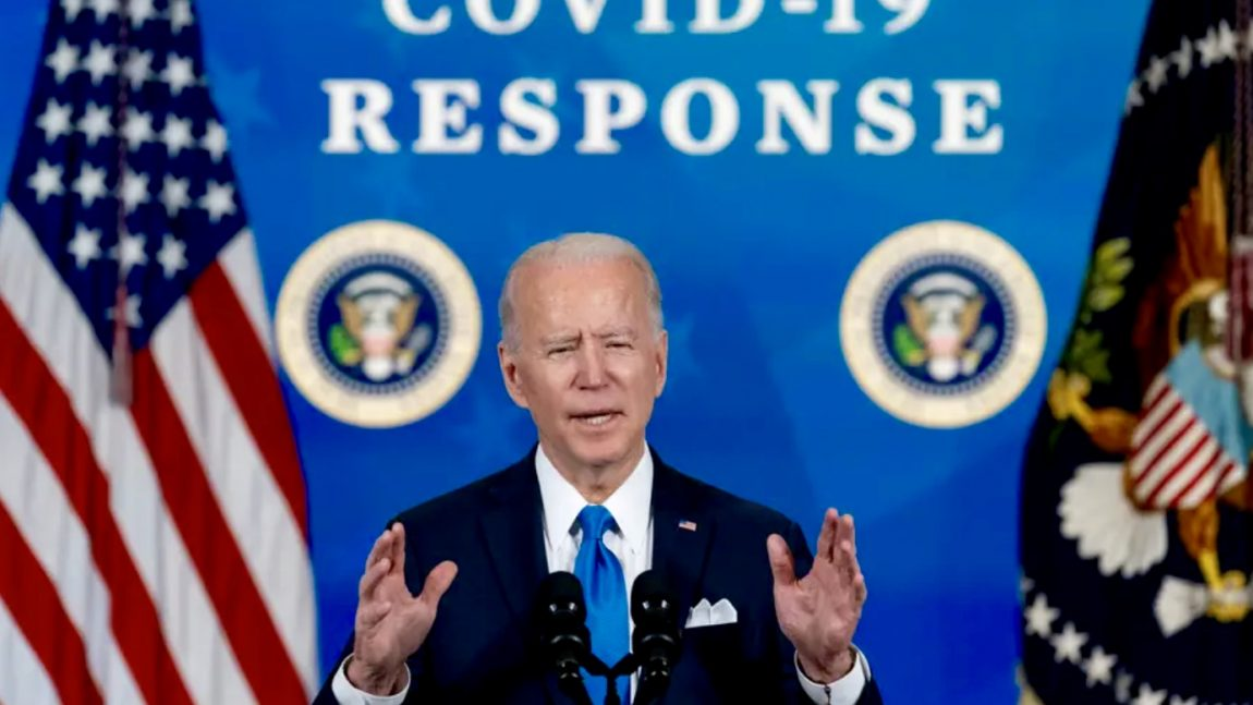 DemDaily: Biden's Battle. Against COVID