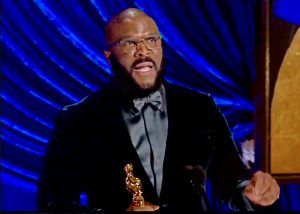 Tyler Perry at Oscars
