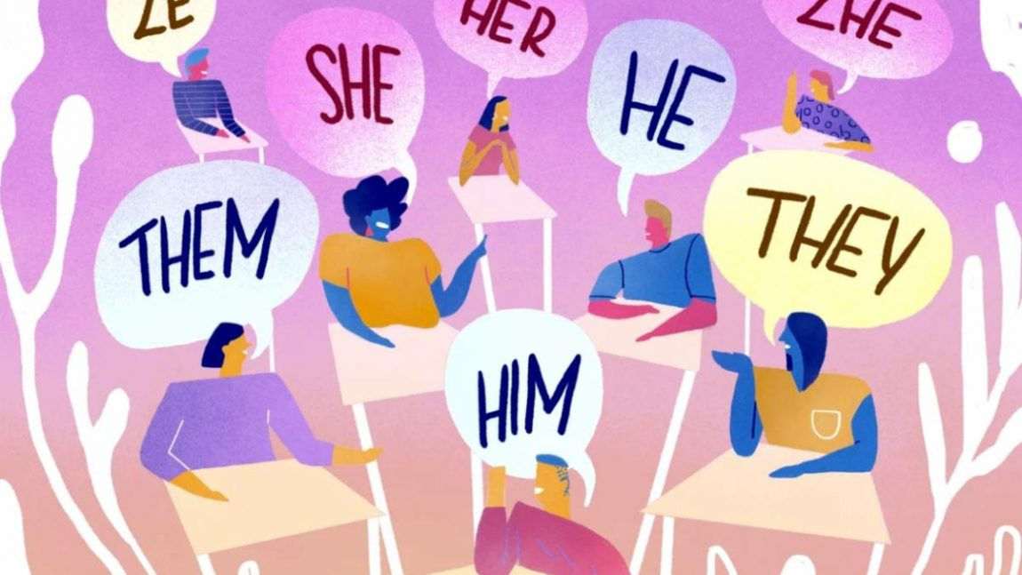 DemDaily: The Politics of Gender Pronouns